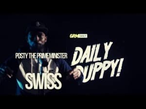 Swiss – Daily Duppy S:05 EP:08 | GRM Daily