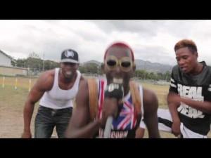 Tanto Blacks Freestyle for Seani B 2016