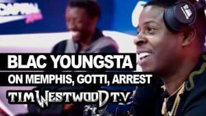 Blac Youngsta on arrest, Yo Gotti, Memphis, music – Westwood