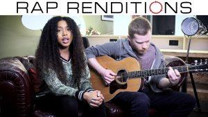 "Drake & Future ""Jumpman"" Acoustic Cover by Bassette (Rap Renditions #12)"