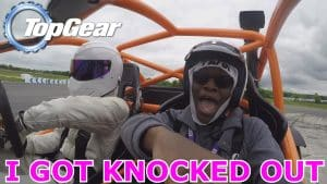 I GOT KNOCKED OUT!! (Top Gear)