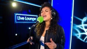 Karen Harding – Open My Eyes in the 1Xtra Live Lounge
