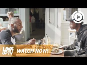 Krept has #BreakfastWithChuckie | Link Up TV