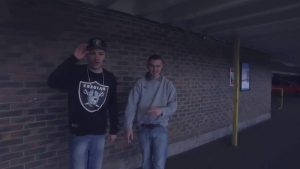 P110 – MDOT R – Trappin ain't you [Net Video]