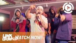 Tremz & Bally Jones – My Bros #MicCheck | @TremzAyLaah @DLAIXJones | Link Up TV