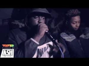 Waved Party – P Money, Hitman, Jaykae, Villlain, D2, Pressure, Jinx,  Fiasqo +MORE | @AshOnCam