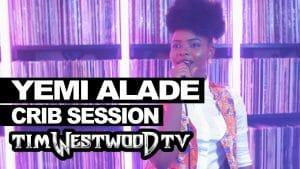 Yemi Alade freestyle – Westwood Crib Session