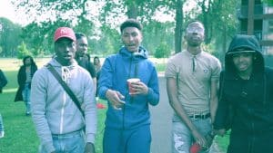 316 – Hit the belly [Music Video] @316music | Link Up TV