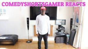 COMEDYSHORTSGAMER REACTS!!!