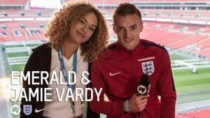 Emerald x Jamie Vardy | Rinse x Nike Football