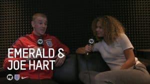 Emerald x Joe Hart | Rinse x Nike Football