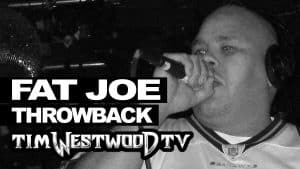 Fat Joe & DJ Khaled freestyle live in Miami 2003 Throwback – Westwood