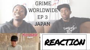 GRIME WORLDWIDE EP3 JAPAN- CATARRH NISIN