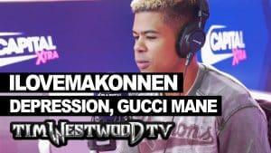ILoveMakonnen on depression, Gucci Mane, weight loss – Westwood