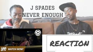 J Spades – Never Enough (Stormzy Diss??)