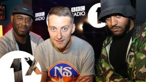 Jammz drops a fresh freestyle for Toddla T