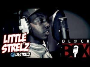 Little Strelz | BL@CKBOX S9 Ep. 01/88