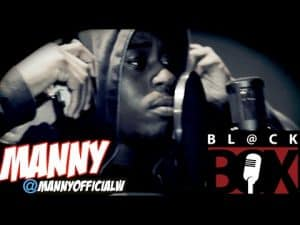 Manny | BL@CKBOX S9 Ep. 13/88