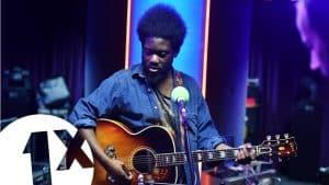 Michael Kiwanuka – Black Man In A White World in the 1Xtra Live Lounge