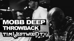 Mobb Deep freestyle – go off for 20 mins! Never heard before Throwback – Westwood