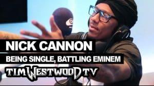 Nick Cannon on being single again, battling Eminem for 100k – Westwood