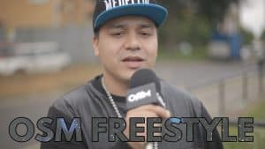 P.Man | Competition Freestyle | @1OSMVision