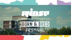 Rinse | Born & Bred Festival 2016