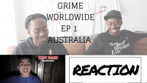 RISKY ROADZ GRIME WORLDWIDE EP 1 AUSTRALIA