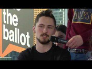 Taking on Katie Hopkins | @DavidVujanic | #EuReferendum