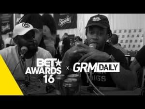 Tyga talks him & Kylie Jenner, Drake comparisons with One On One single | BET Awards 2016