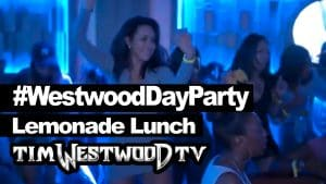#WestwoodDayParty – Lemonade Lunch