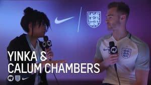 Yinka x Callum Chambers   Rinse x Nike Football