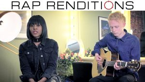 """Young Greatness """"Moolah"""" Acoustic Cover by Antonia Summer(Rap Renditions #15)"""