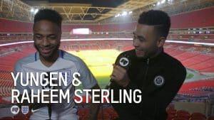 Yungen x Raheem Sterling | Rinse x Nike Football