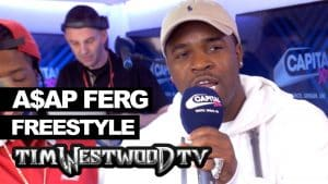 A$AP Ferg & Marty Baller freestyle backstage at Wireless – Westwood