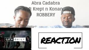 Abra Cadabra ft. Krept & Konan – Robbery Remix  (SHUTDOWN)