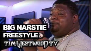 Big Narstie Game of Thrones Freestyle at Wireless – Westwood