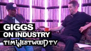 Giggs on industry ***** down & starting the Crib Sessions – Westwood