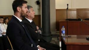 BREAKING NEWS: Lionel Messi sentenced to 21 Months in prison