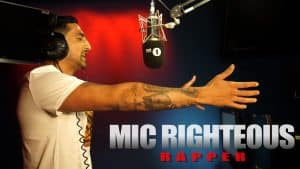Mic Righteous – Fire In The Booth PT3