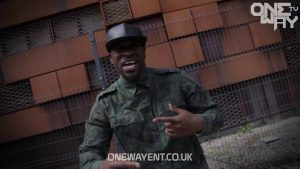 ONE WAY TV | IAMKINGZIION FREESTYLE (LDN)