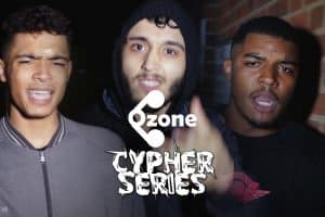 Ozone Media: Swift, HYT & Farzy [CYPHER SERIES]