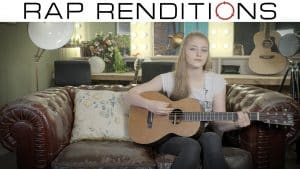 """""""Panda"""" Desiigner Acoustic Cover by Robyn Wilson (Rap Renditions #16)"""