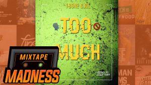 RIL X T-BONE – (Too much) #TR3NT   @MixtapeMadness