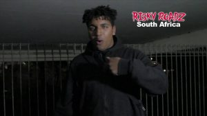 RISKY ROADZ GRIME WORLDWIDE EP4 SOUTH AFRICA :- MR SHADOW