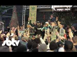#SBTVSummerCookout – The Experience (Prod. By Stimpy) [1 of 2]