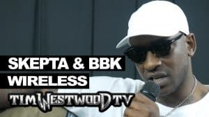 Skepta & Boy Better Know shutdown Wireless! Westwood
