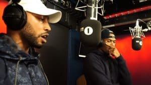 'The Intent' Fire In The Booth