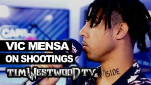 Vic Mensa says its time to speak out about the shootings – Westwood