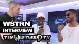 WSTRN on In2 & Best Friend backstage at Wireless – Westwood